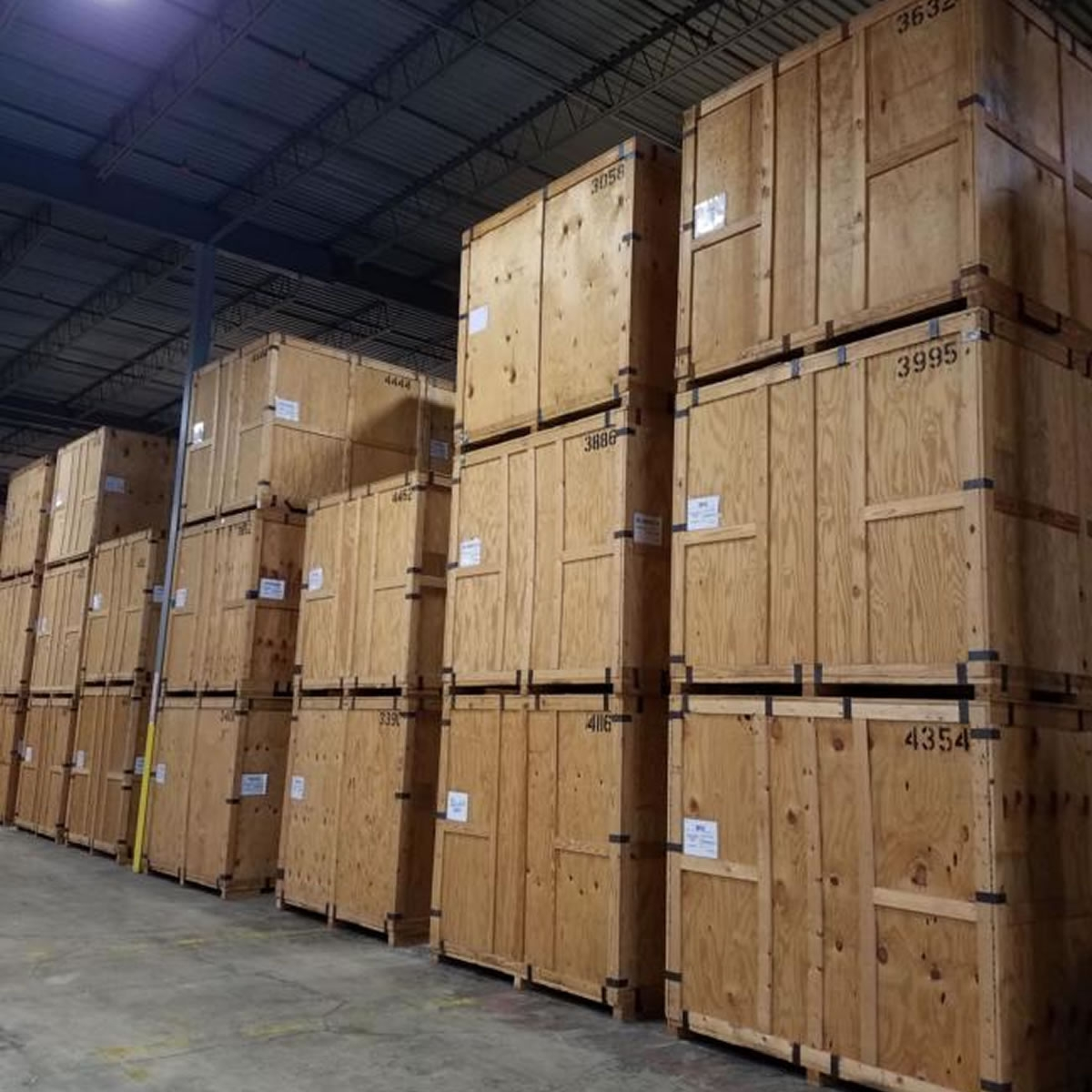 Wooden Storage Vaults   Cheap Wooden Containers for Sale